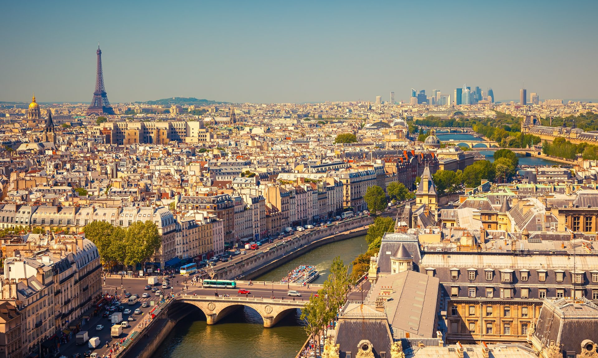 Instantly recognisable, Paris is France's capital and a global centre of fashion, art and culture.