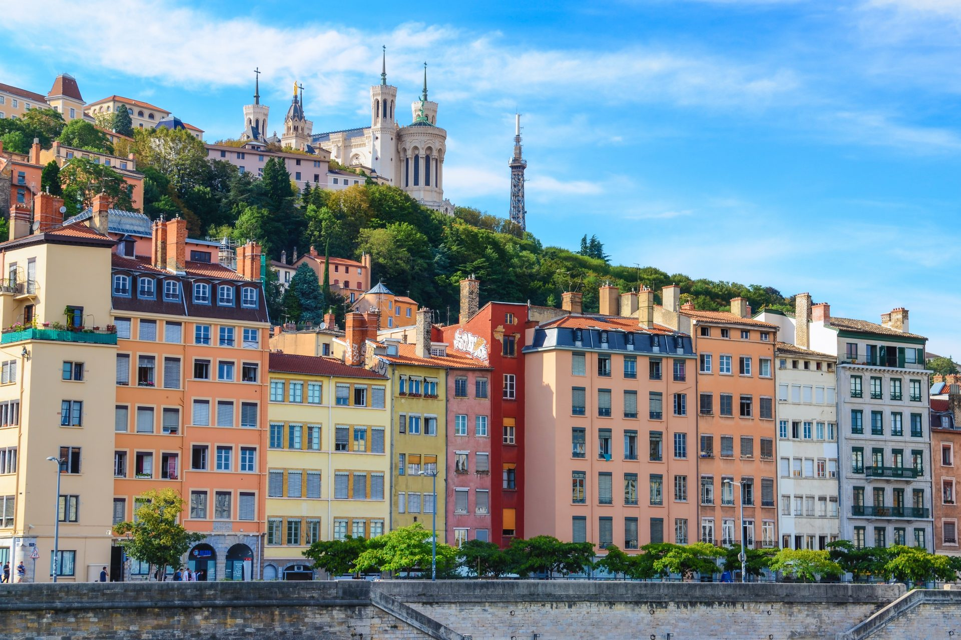 Lyon is France's third largest city and a historic centre-point for the South East