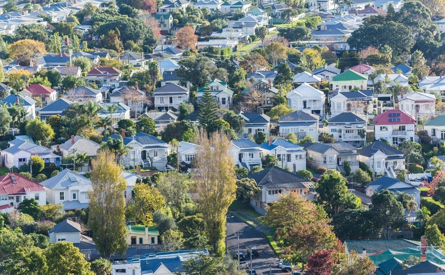 New Zealand homes increasingly affordable