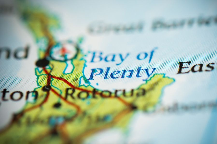 A guide to the Bay of Plenty