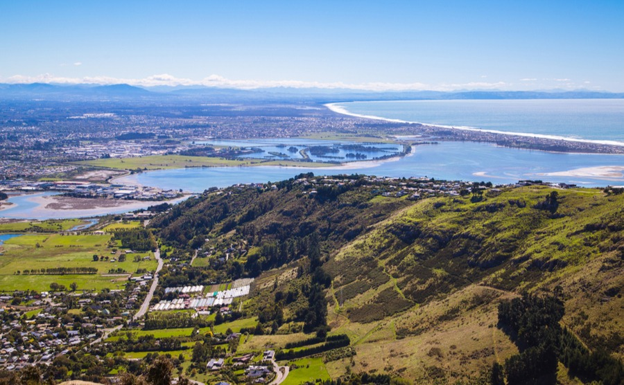 Christchurch is one of the best laces to live in the South Island.