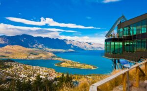 Queenstown's surrounding nature means it's a natural choice for a New Zealand holiday home.