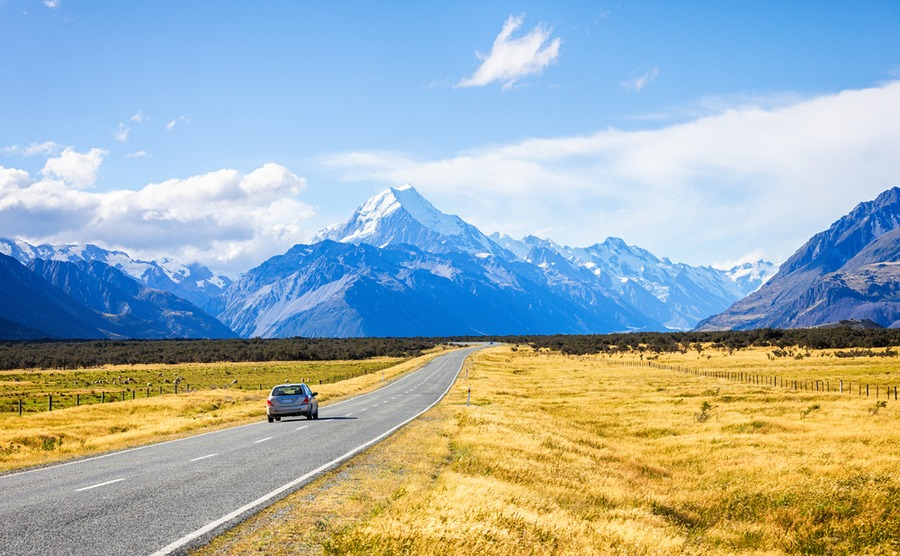Getting a New Zealand driving licence is a quick process.