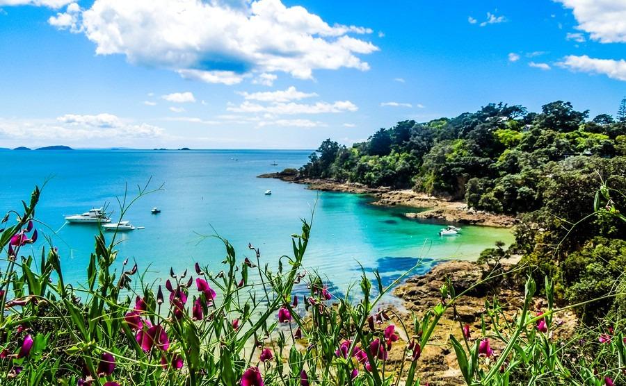 Celeb hotspots in New Zealand