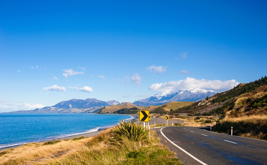 Could you find your perfect beachfront property in laid-back Kaikoura?
