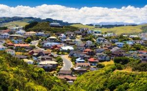 New Zealand property prices rising
