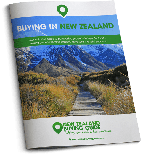 New Zealand property Guides cover