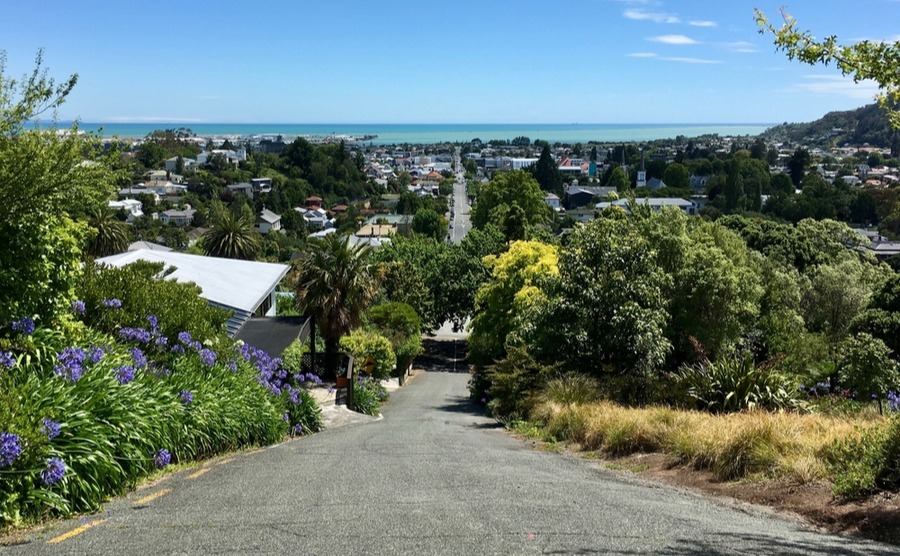 Nelson is one of the sunniest spots in New Zealand.