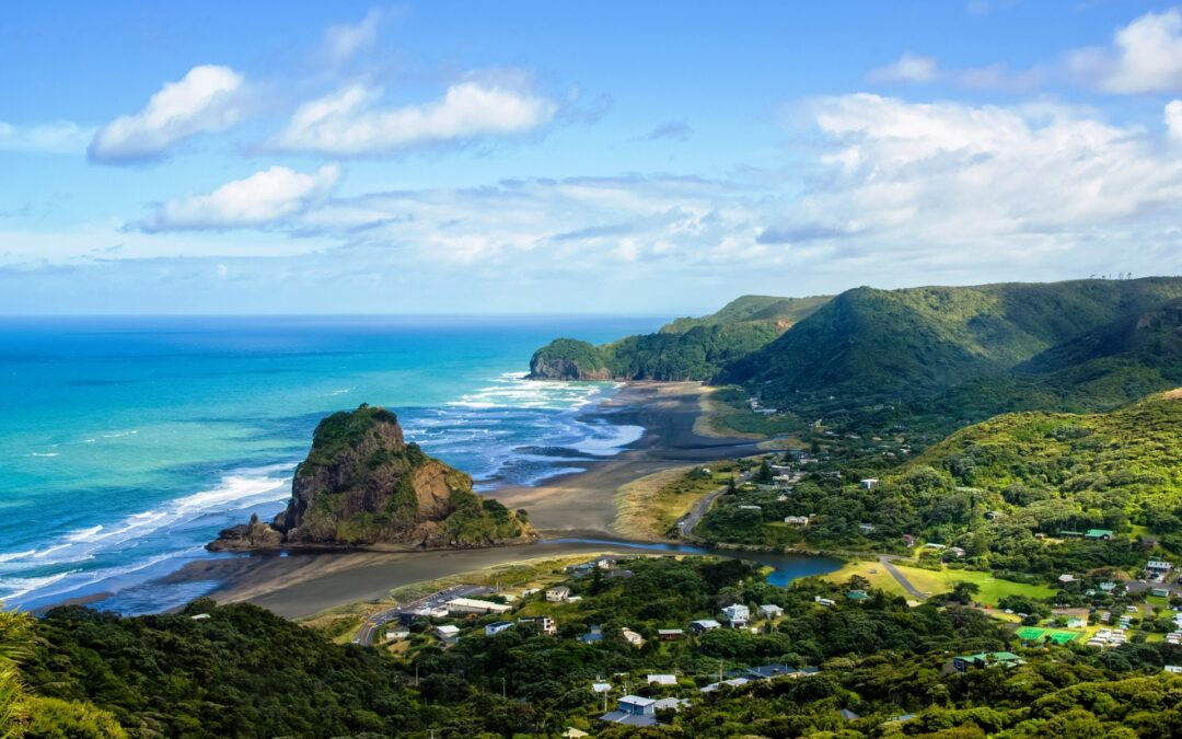 10 spots for a New Zealand holiday home