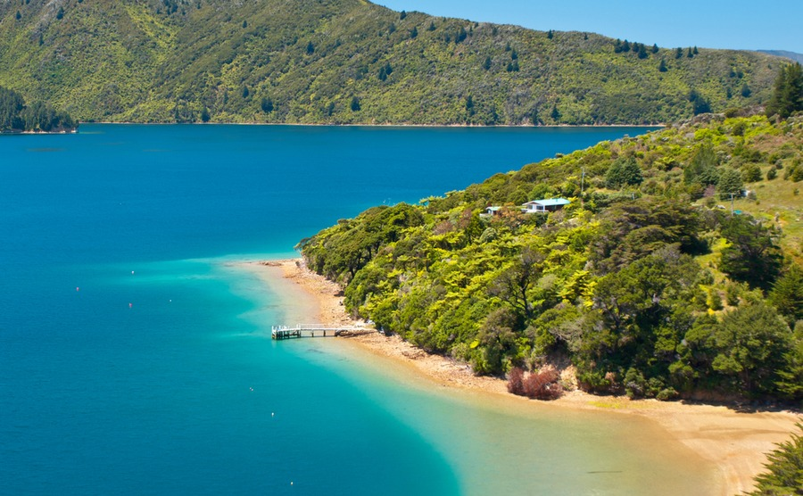 Could your move to New Zealand be to a waterfront home?