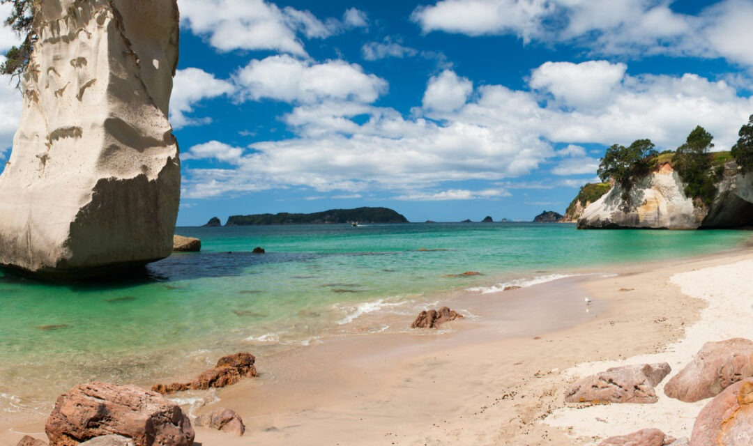 Top spots for beachfront living in New Zealand