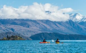 A New Zealand holiday home in Wanaka means easy access to outdoor activities