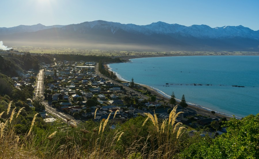New Zealand: the coast with the most