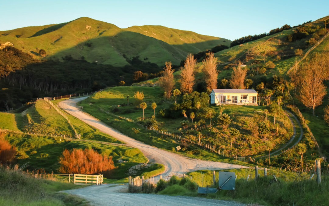 Buying a country home in New Zealand