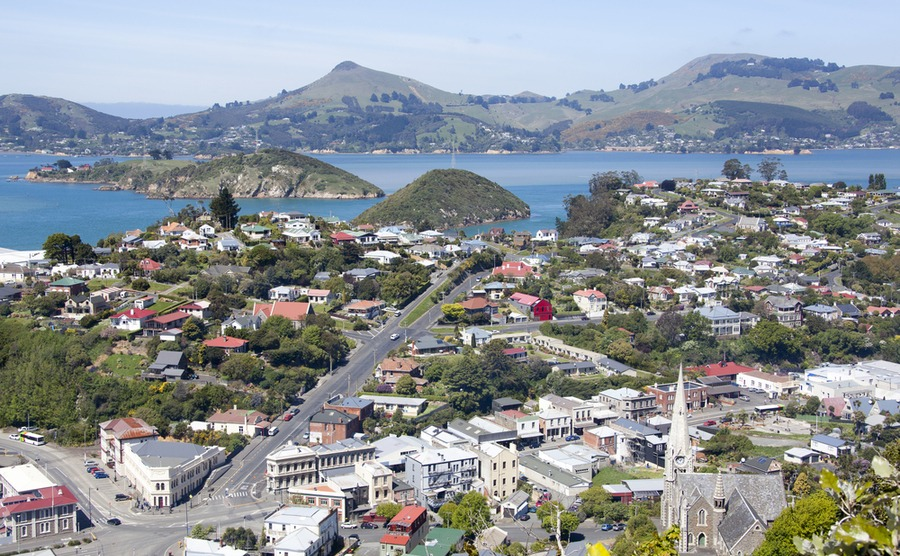 Dunedin is enjoying of the strongest growths in property prices in New Zealand.