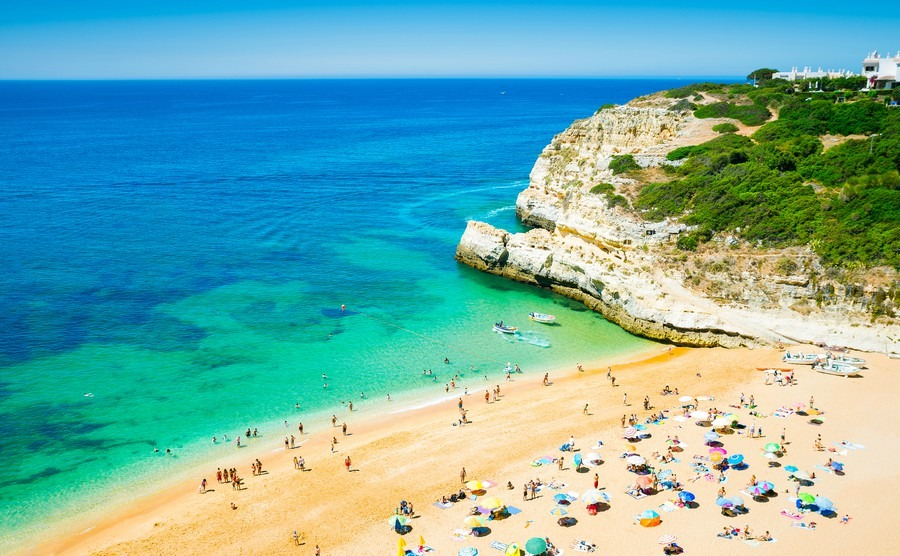 Portugal's popularity with overseas visitors knows no bounds