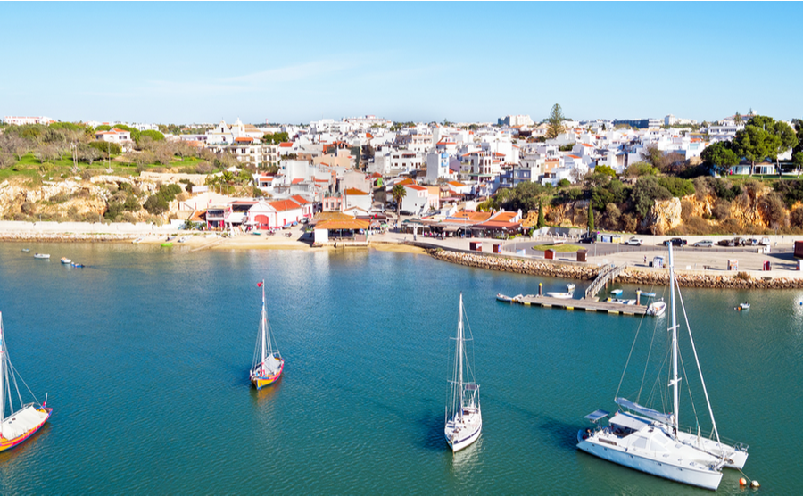Sleepy Alvor is ideal for anyone looking for somewhere small, friendly and laid-back.