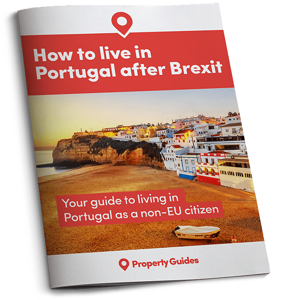 Portugal Brexit Guide cover
