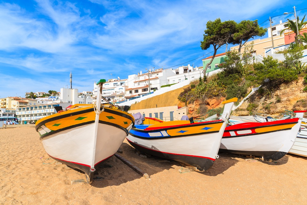 Buying Central Algarve - Boats