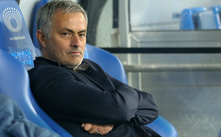 kyiv-ukraine-october-20-2015-jose-mourinho-looks-at-the-camera-uefa-chamions-league-group-stage-match-between-dynamo-kyiv-and-chelsea