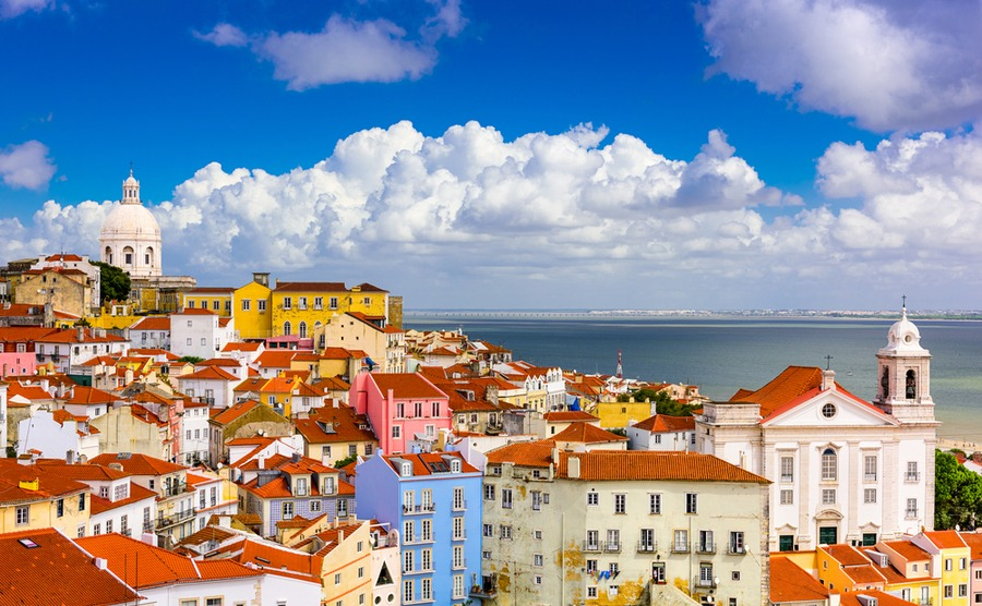New rental rules in Portugal will impact places like Alfama in Lisbon.