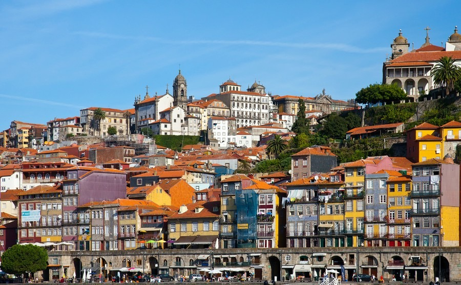 Portuguese property values on the up
