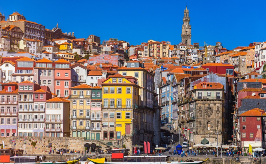 Property prices here in Portugal have increased by 15% since last year.