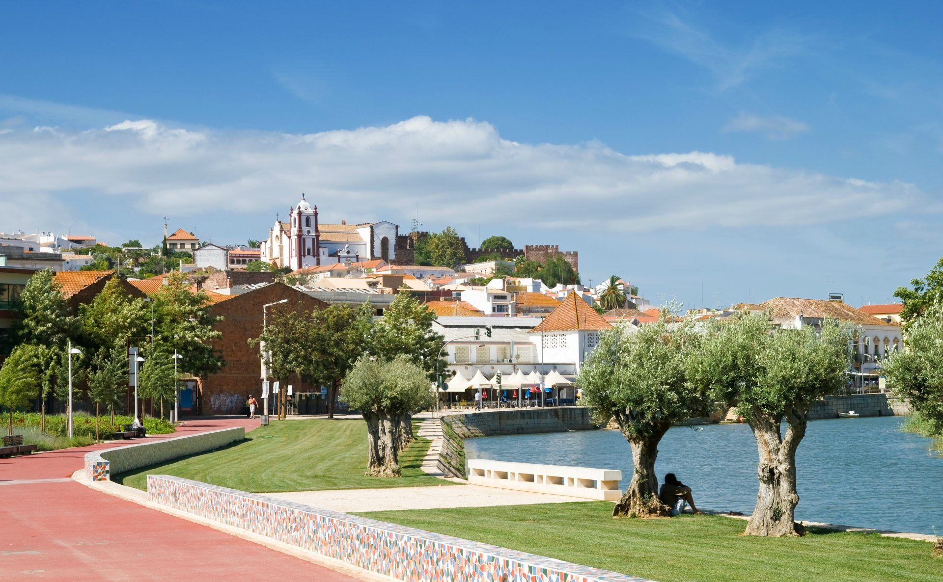 Portugal-Posts-Algarve-towns-River-Arade