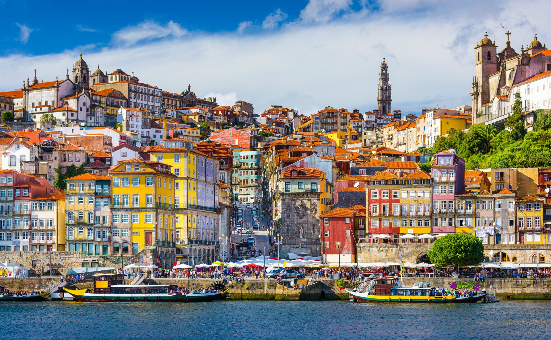 Portugal-Posts-Porto-beautiful-view