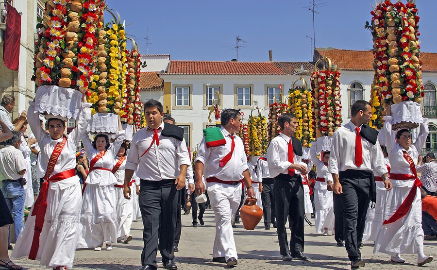 There's nothing the Portuguese love like a good festa. Pecold / Shutterstock.com