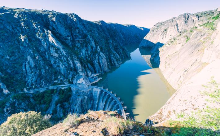 Portugal - reservoir