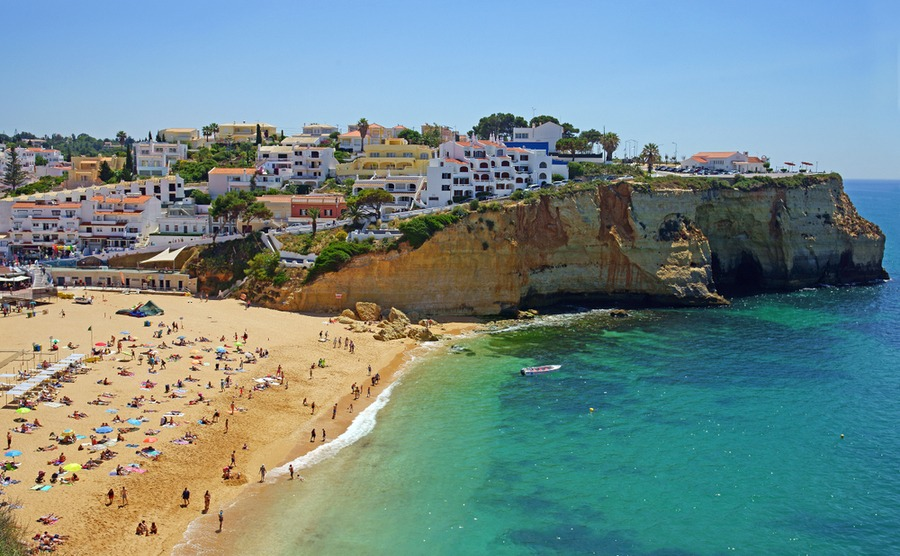 Sunny weather, affordable property and a high proficiency in English have all helped to make the Algarve #1 for living and investment.