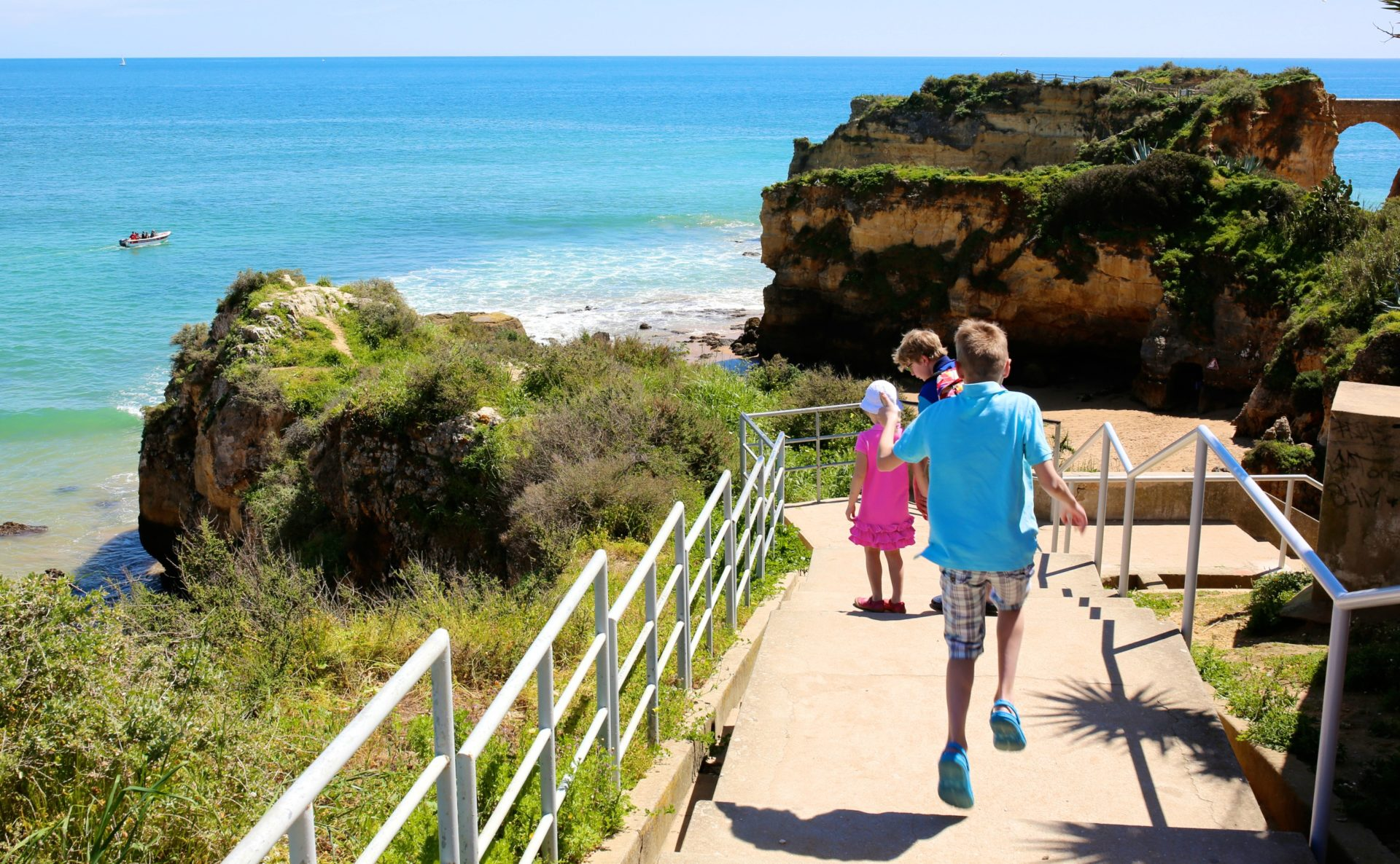 Moving with children to Portugal, you'll find they enjoy a really outdoorsy lifestyle