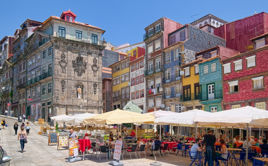 Life in Portugal is generally slower and more family-focused.