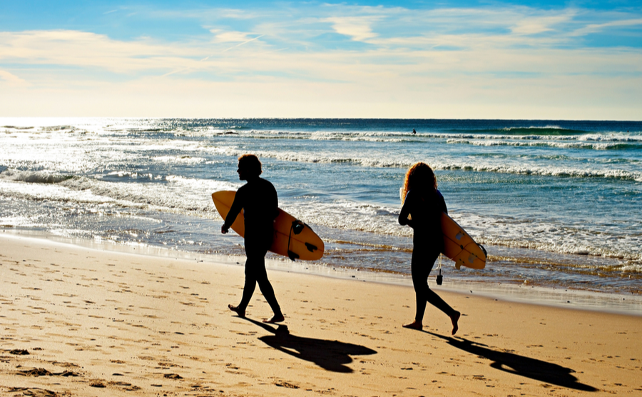 The 5 best places to surf in Portugal (and buy a home)