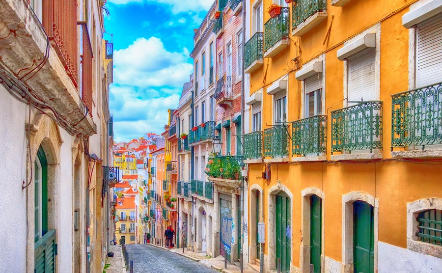 Lisbon is one of the main hotspots of the Portugal property market.