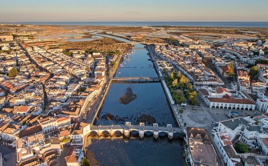 Tavira: discover the Algarve's most charming town