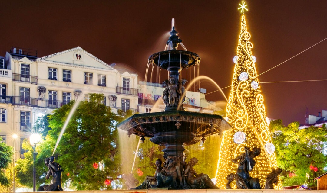 5 wonderful places to spend Christmas in Portugal