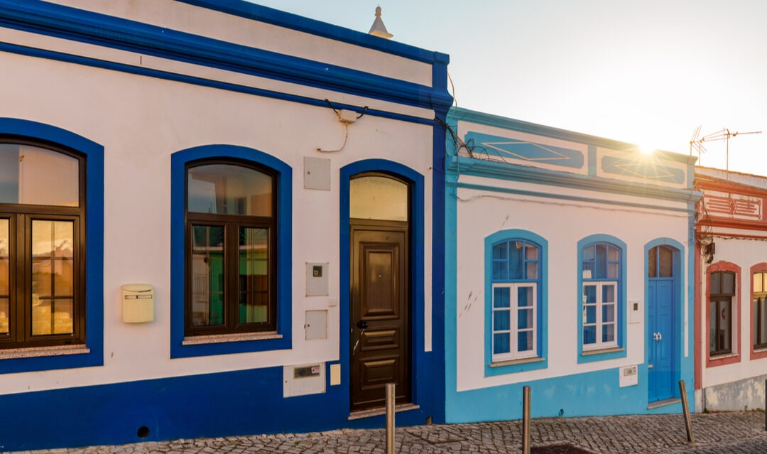What can you buy in Portugal for the price of the average UK house?