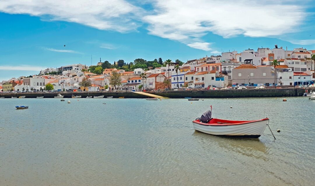 5 brilliant beachfront villages in the Algarve