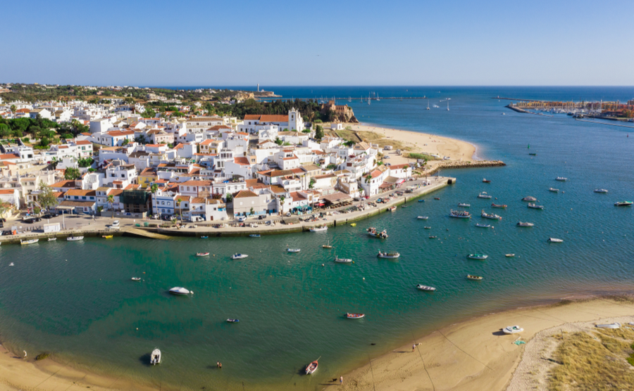 5 brilliant beachfront villages in the Algarve