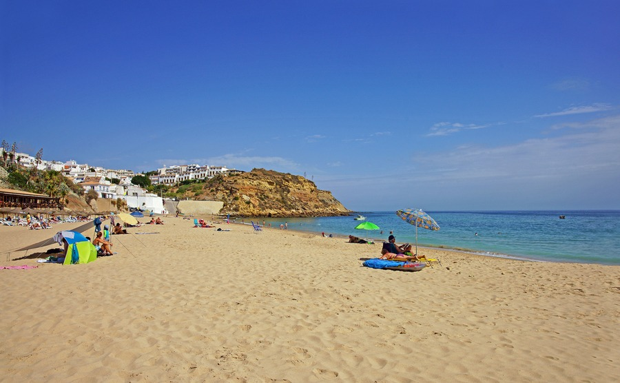 Burgau is perfect for walking and cycling and, of course, has fantastic beaches right on its doorstep.