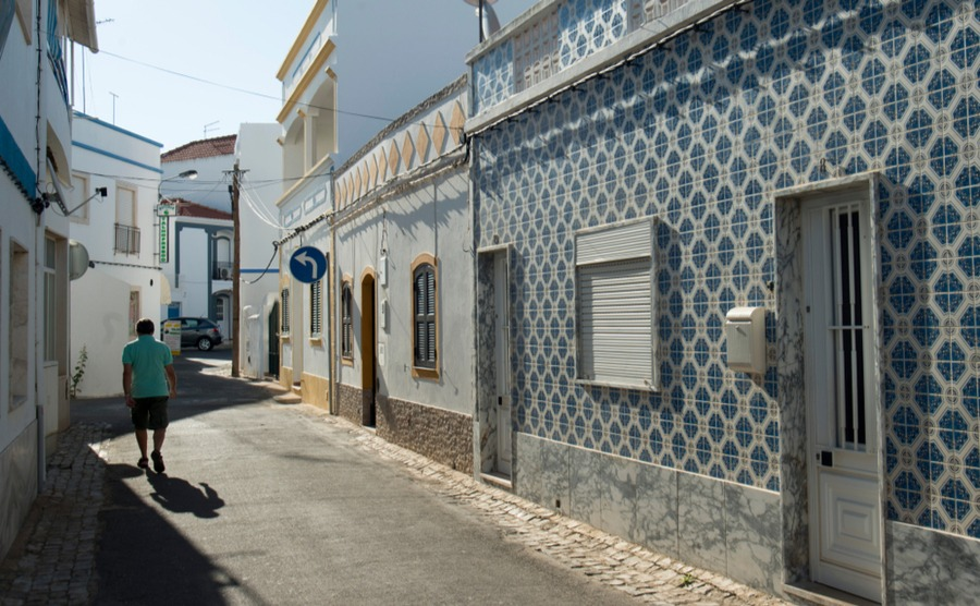 Cabanas de Tavira retains a typically Portuguese feel, and is great for boating and fishing.