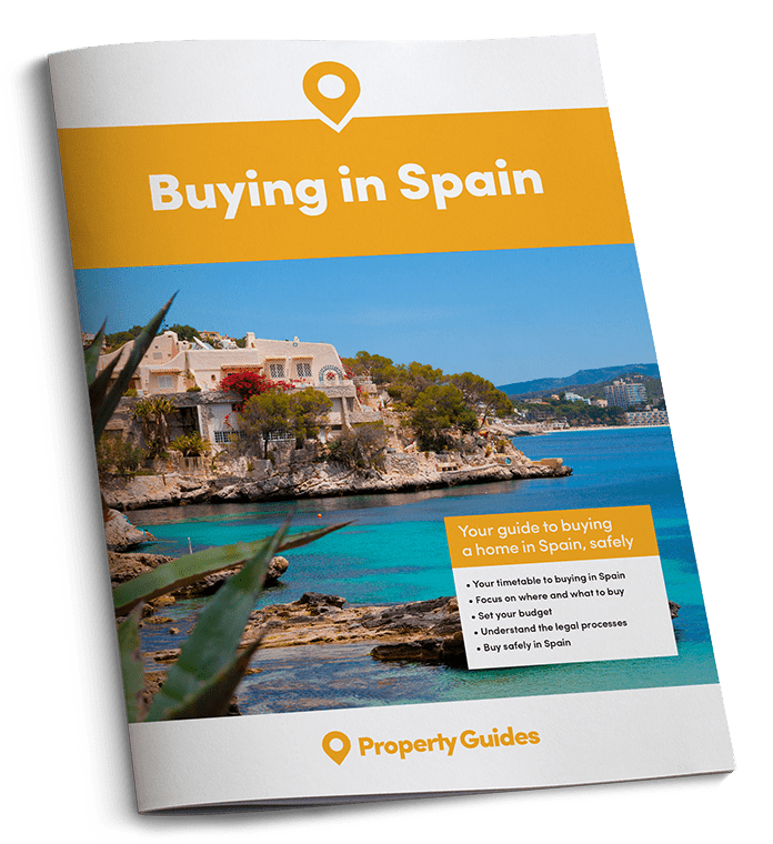 Spain Property Guide cover