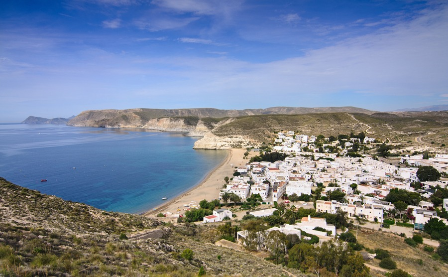 The Costa Almeria is one of the warmest areas to buy in Spain year-round.
