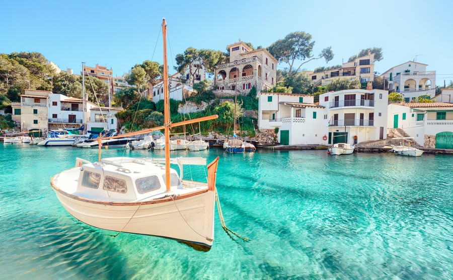 Mallorca is the largest of the Balearic Islands and is packed with beautiful towns and cities.