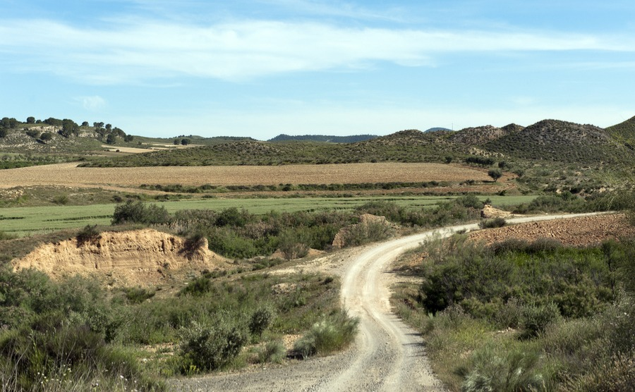 Where to move in Murcia? Calasparra is surrounded by quiet countryside.