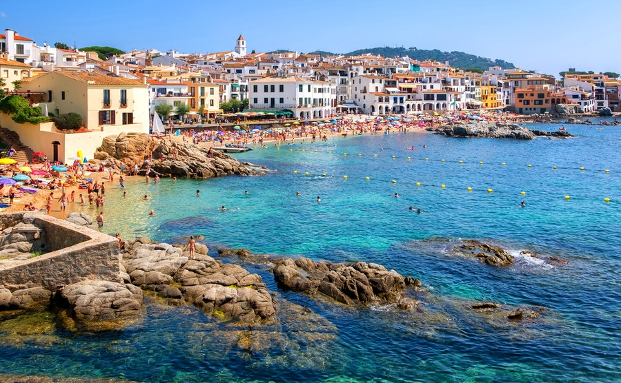 The Costa Brava is one of the best areas to buy in Spain if you're looking for a good mix of local and expat communities.