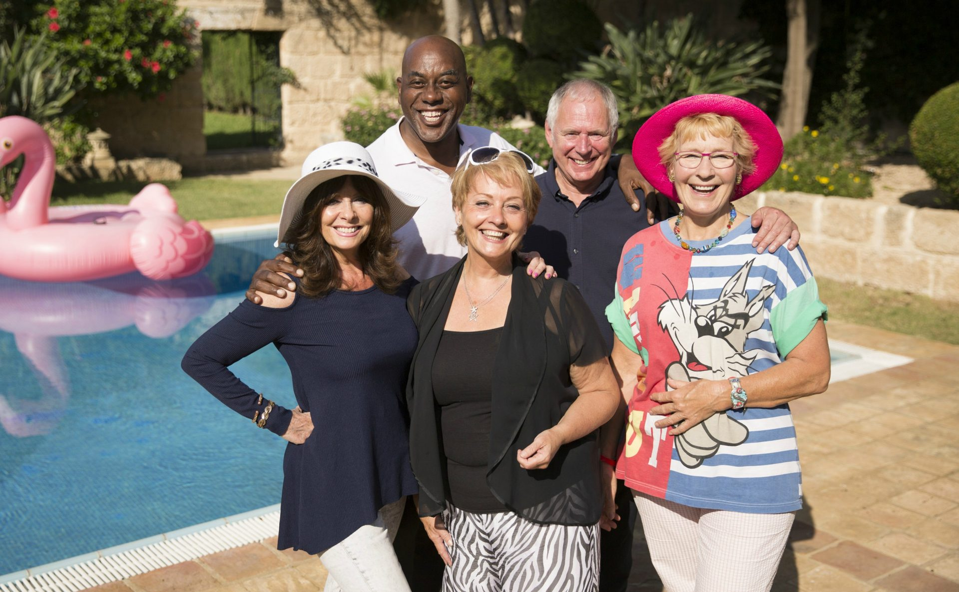 Join the stars on the Costa del Celebrity