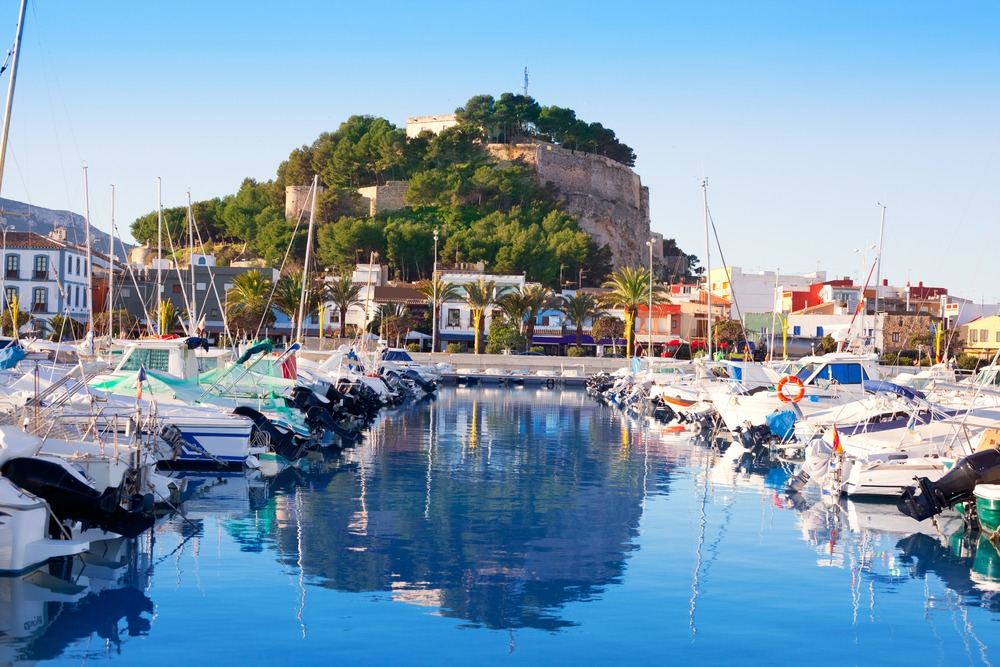 Denia's charming port and surrounding countryside mean it's not wonder it's a popular place to own property in the north of the Costa Blanca